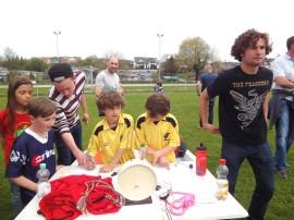 F-Jugendspieltag in der Bichelweiher - Arena am 25.04.2015 (2)
