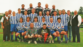 Meistermannschaft BC Bodolz 1996