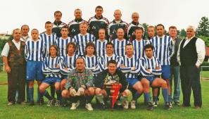 Meistermannschaft BC Bodolz 1996