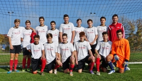 B-Jugend Mannschaft