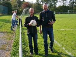 Chrissi Enderle und Thomas Vollmer-Die Kassierer