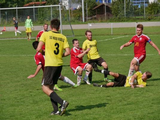 HeNoBo II-TSV Neukirch II am 24.09.2017