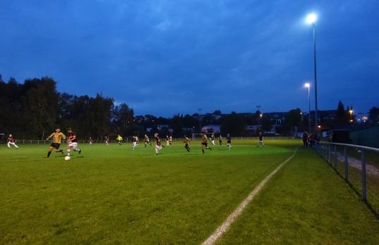 HeNoBo - Pokalspiel