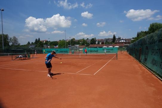 Tennis Jedermannturnier Juni 2018 (1)