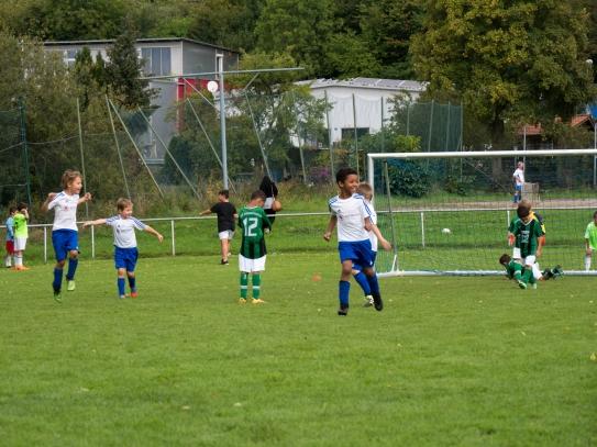 F-Jugend Spieltag-22