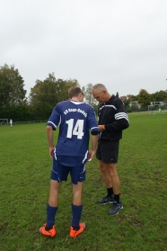 Schiedsrichter Jupp Jobst